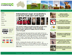 Compassion in World Farming Australia screenshot