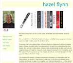 Hazel Flynn's old site